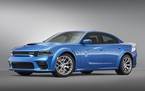Picture Dodge, Charger, Hellcat, SRT, Widebody, 2019, Daytona 50th Anniversary