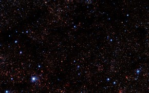 Picture Milky Way, Chili, THAT, Near-infrared, Paranal, VLT UT4, Wide-Field Imager, HAWK-I, Nasmyth A, Galactic Center, …