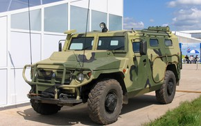 Picture auto, jeep, car, armored car, Gas, gas, armored car, Tiger M, Tiger-m, AMN 233114
