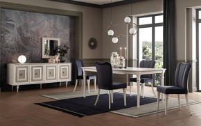 Picture design, style, room, interior, dining room, dining room