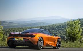 Picture McLaren, supercar, Coupe, 2017, 720S