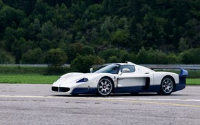 Picture Supercar, Italian car, Maseratti MC12