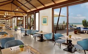 Picture interior, bar, restaurant, Dubai, Dubai, the room, Seafood Restaurant Ras Al Khaimah, Ресторан морепродуктов