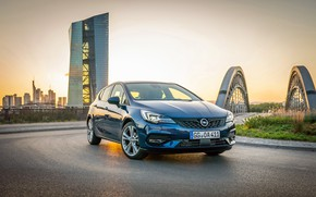 Picture Opel, Ultimate, Astra, 2019-20