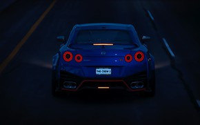 Picture game, GTR, Nissan, GT-R, car, Nissan GT R Nismo, The Crew 2