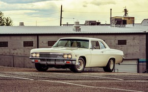 Picture Chevrolet, Muscle, Classic, Sedan, Biscayne, Two door