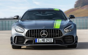 Picture front view, AMG, PRO, Mercedes-Benz, GT R, 2019