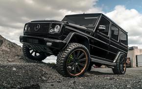 Wallpaper Mercedes, Benz, Gaelic, G63, Mercedes-Benz G63, G-Wagen, Gelendvagen, Mercedes-Benz G-class