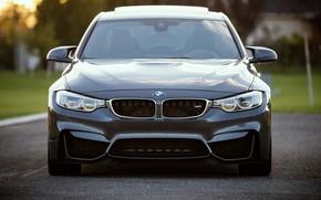 Picture BMW M3, F80, Sports sedan, high-performance sports version