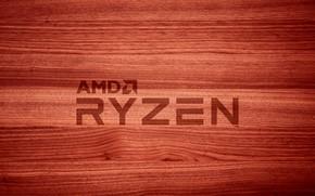 Picture tree, Board, AMD, Corn, Ryazan, Ryzen, RYZEN, Ryazhenka