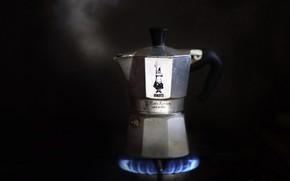 Picture background, coffee maker, Primus