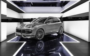 Picture Porsche, Turbo, Cayenne, TechArt