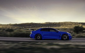 Picture road, 2018, WTCR, Lynk & Co, 03 Cyan Concept
