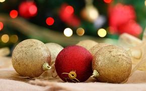 Picture balls, holiday, Shine, Christmas, New year, Christmas decorations, Christmas decorations, новогодние декорации