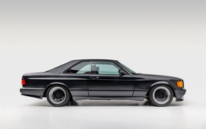 Picture AMG, COUPE, Mercedes - Benz, C126, 560SEC