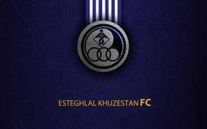 Picture wallpaper, sport, logo, football, Esteghlal Khuzestan