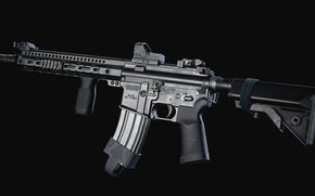 Picture rendering, weapons, gun, weapon, render, custom, custom, AR-15, assault rifle, assaul rifle, AR-15