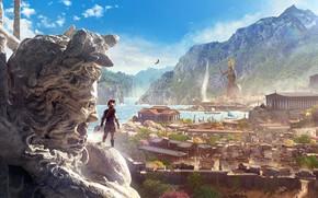 Picture Ubisoft, Assassin's Creed, Ubisoft Quebec, Odyssey, Odyssey, Assassin's Creed Odyssey