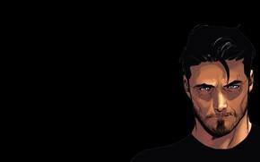 Picture Iron man, comics, Tony Stark