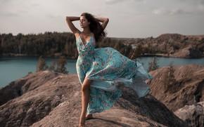 Picture Girl, dress, Ilya Baranov