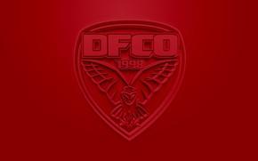 Picture wallpaper, sport, logo, football, Ligue 1, Dijon FCO
