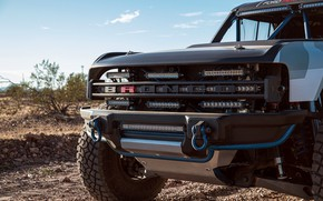 Picture Ford, the front part, 2019, Bronco R Race Prototype