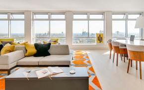 Picture design, interior, living room, London, dining room, Ivar