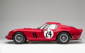 Picture Classic, 1963, Classic car, 250, Ferrari 250 GTO, Gran Turismo, 250 GTO, s/n 4293GT