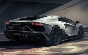 Picture design, Lamborghini, power, V12, Lamborghini, Lamborghini Aventador, sports car, 780 hp, 355 km/h, LP 780-4, …
