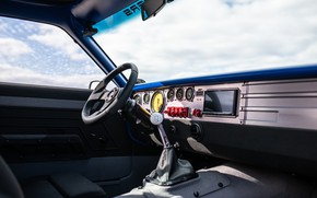 Picture Ford, Salon, 1969, Ford Mustang, The wheel, Muscle car, Mach 1, Classic car, Sports car, …