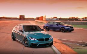 Picture BMW, Light, Blue, F80, LED, F90