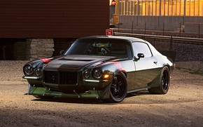 Picture Muscle, Camaro, Car, Custom