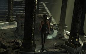 Picture lara croft, tomb, rise of the tomb raider