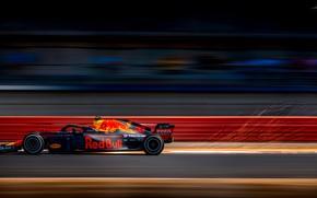 Wallpaper Red Bull, Silverstone, Max Verstappen, British Grand Prix 2018