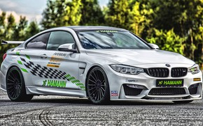 Picture BMW, Hamann, Coupe, Tuning, Hamann BMW M4 Coupe