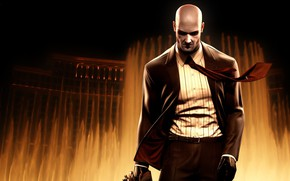 Picture Blood money, Hitman: Blood Money, Stealth-action, computer game