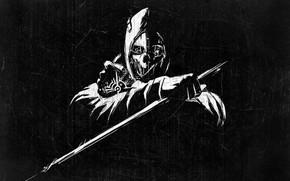 Picture Dishonored, Corvo, Corvo Attano, Assasin, Убийца Корво