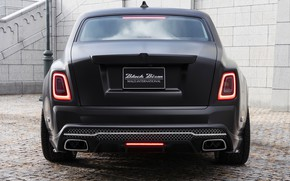 Picture Rolls-Royce, Phantom, rear view, WALD, Black Bison Edition, 2019, Sports Line