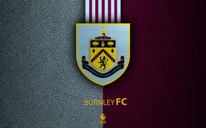 Picture wallpaper, sport, logo, football, English Premier League, Burnley
