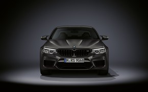 Picture BMW, sedan, front view, BMW M5, M5, F90, 2019, Edition 35 Years