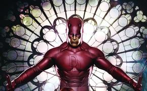 Picture Art, Daredevil, Comics, Matt Murdock, Marvvel