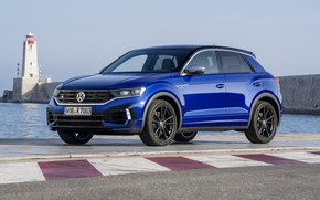 Picture Volkswagen, crossover, 2020, T-Roc, T-Roc R