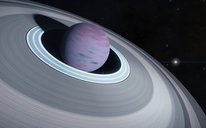 Picture The game, Ring, Elite: Dangerous, Gas Giant