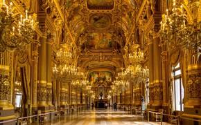 Picture France, Paris, Операра Гарнье
