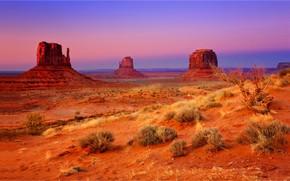 Picture landscape, nature, rocks, desert, beauty
