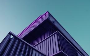 Picture Purple, Architecture, Facade
