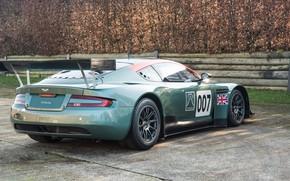 Picture UK, Sports car, Aston Martin DBRS9