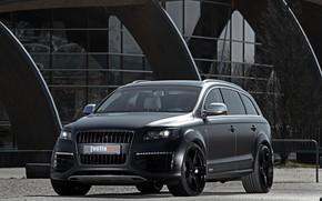 Picture Audi, TDI, 2012, V12, Quattro, SUV, Audi Q7, Fostla, Q7, full-size
