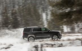 Picture speed, 2018, GMC, SUV, Denali, Yukon