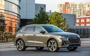 Picture Audi, quattro, TFSI, S line, Q3, 2019
